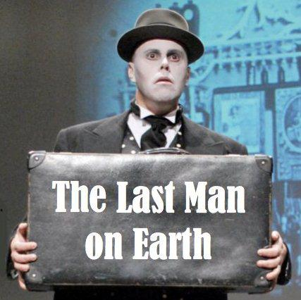 Keystone Theatre's The Last Man on Earth, returns to Toronto in April 2014